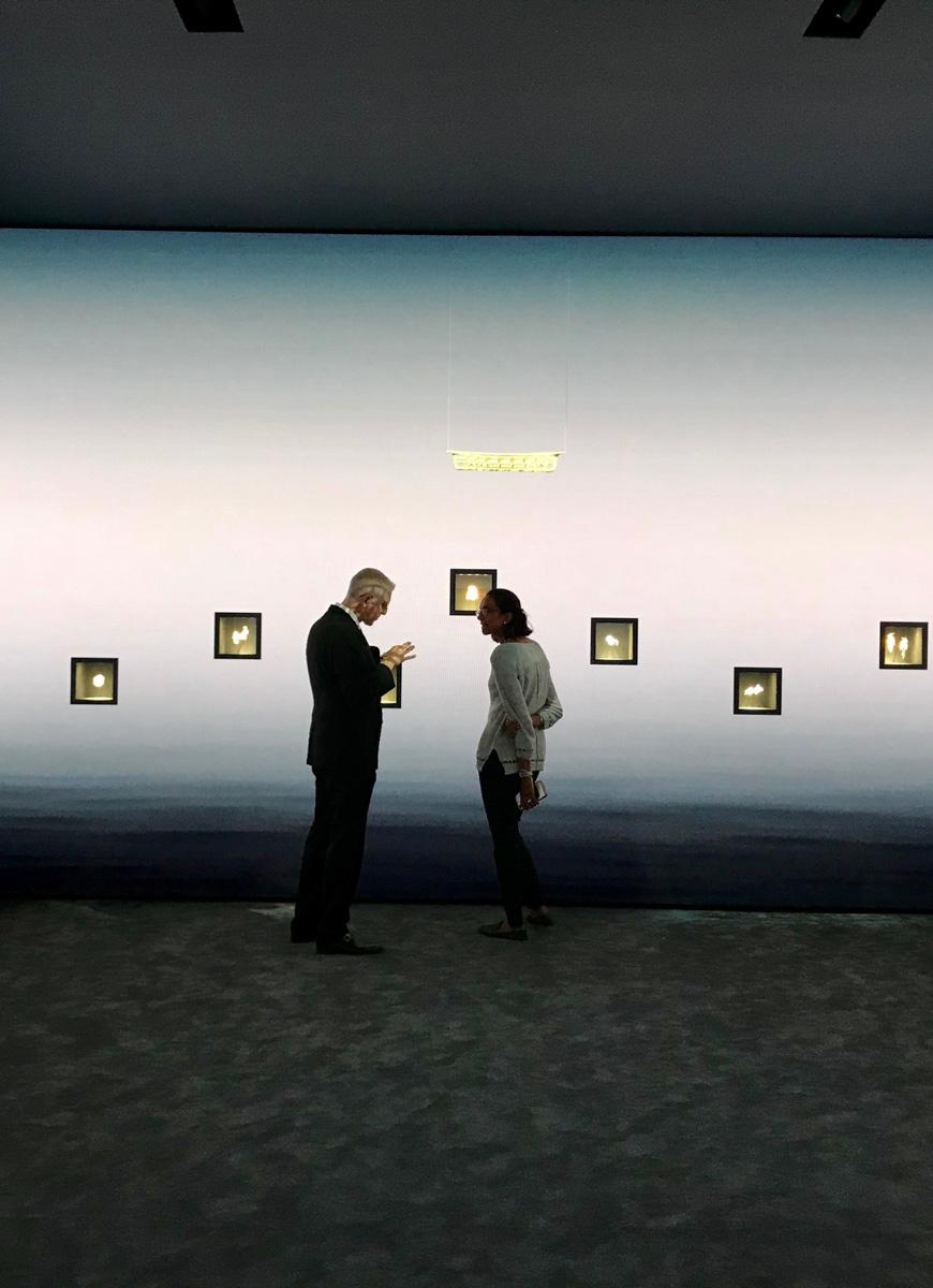 Noah's Ark - Van Cleef & Arpels High Jewelry Collection presentation designed by Robert Wilson
