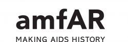 amfAR logo (PRNewsFoto/Harry Winston, Inc.)